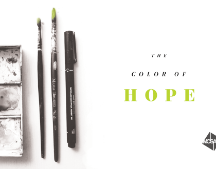 The Color Of Hope: Week 2