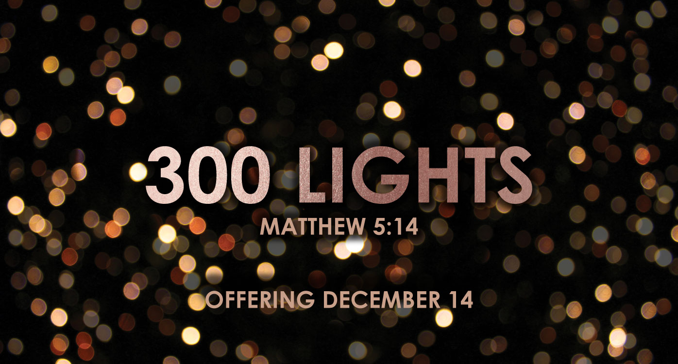 300 Lights: Joy