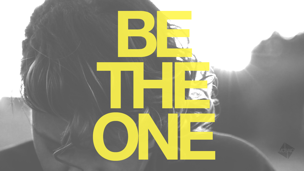 Be The One: Invisible People
