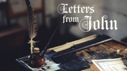 letters from john series 2