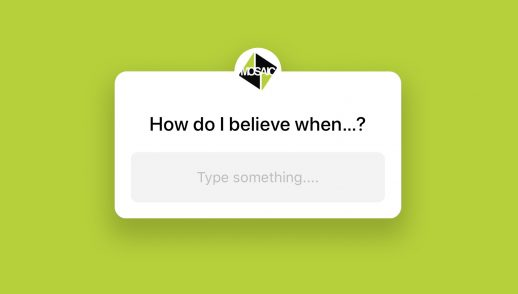 How Do I Believe When...?: Wk4